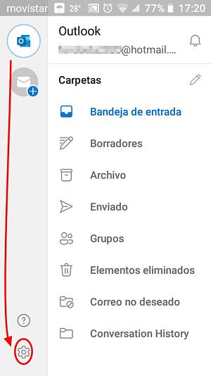 Cerrar una Cuenta de Hotmail