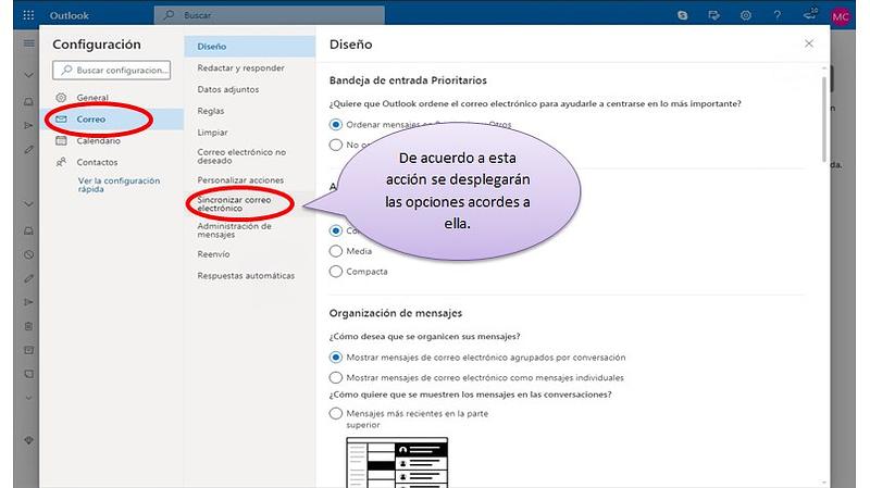 Migrar información de Gmail a Hotmail