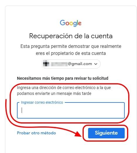 enviar mensaje gmail