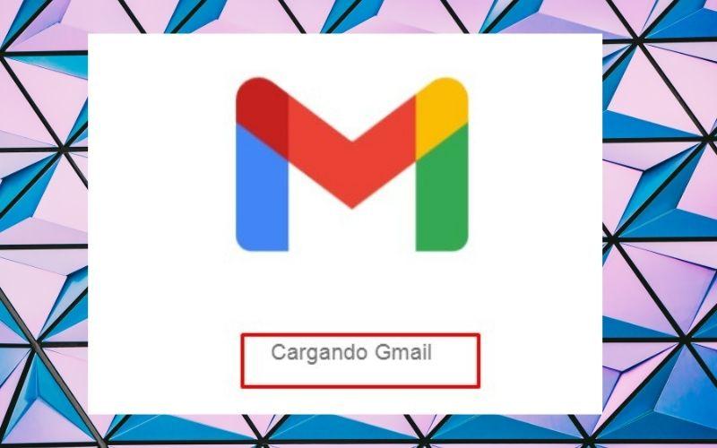 Ingresas al Gmail