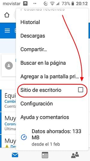 respuesta automática correo Outlook