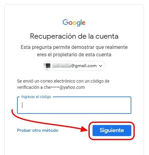 metro codigo google