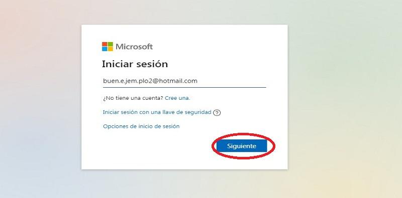 Eliminar correos spam Outlook